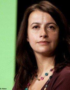 Cécile Duflot et Danièle Hoffman-Rispal : un arrangement douloureux à Paris dans Actualité ceclie-duflot-234x300
